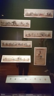 paintings of the past showing the first few indians to step into the lands of singapore as well as south east asia