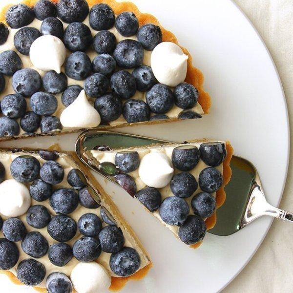 紅茶藍莓塔 iSweets patisserie 愛甜食