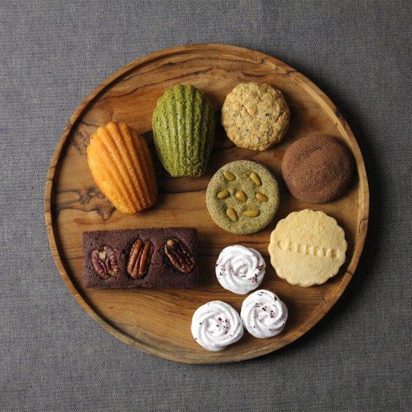 中秋節燒菓子禮盒 | iSweets Patisserie 愛甜食