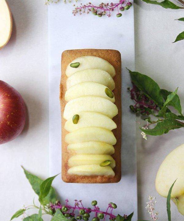 一顆蘋果磅蛋糕 - 彌月蛋糕/彌月試吃 - iSweets Patisserie愛甜食