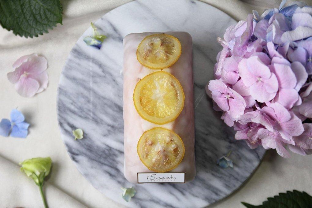 檸檬糖霜磅蛋糕 - 彌月蛋糕/彌月試吃 - iSweets Patisserie愛甜食