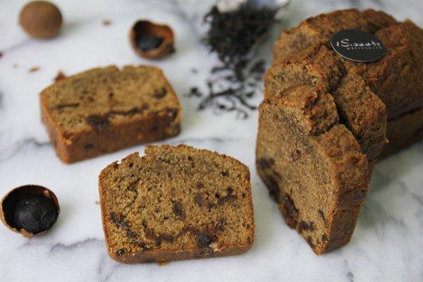 紅茶龍眼磅蛋糕 - 彌月蛋糕/彌月試吃   iSweets Patisserie 愛甜食