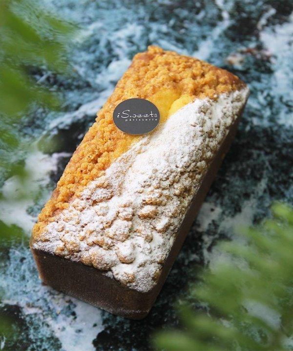 煙燻紅椒乳酪磅蛋糕 - 彌月蛋糕/彌月試吃 | iSweets Patisserie 愛甜食