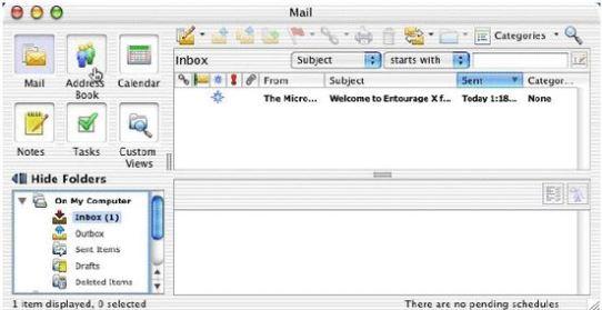 Address Book Setup On Mac Anything Under The Sun