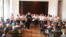 2016 októbere, az észt Tarbatu népi együttes koncertje Iszkaszentgyörgyön