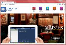 ARMS-FNB.com oleh Tan Yin See dan Websmith ATP