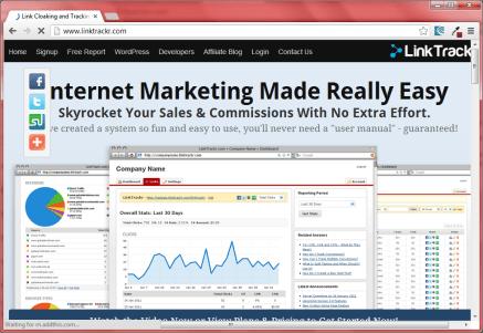 Linktrackr.com oleh Gobala Krishnan dan Incomattic