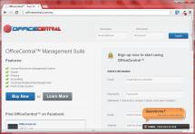 OfficeCentral oleh Ir Aziz Ismail, Authentic Ventures