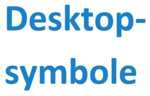 Desktopsymbole