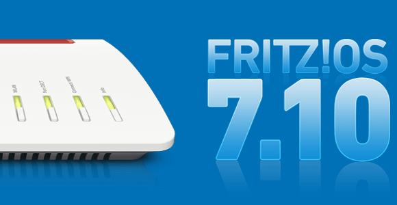 FRITZ!OS 7.10