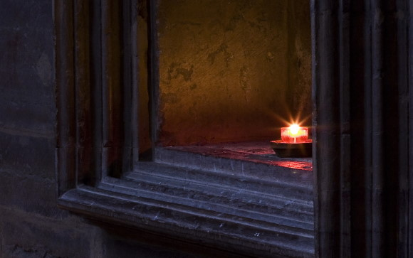 Candlelight theme für Windows