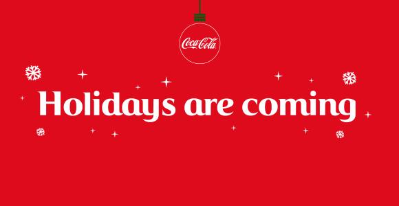 Coca-Cola Weihnachtskampagne 2020
