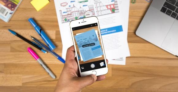 Adobe Scan Für Ios Und Android Kann Jetzt Visitenkarten Von