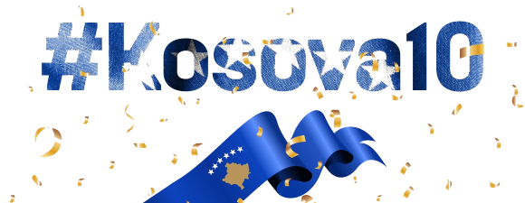 10th Anniversary of Kosovo's independence