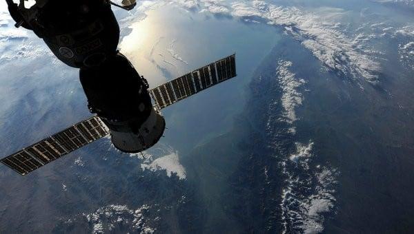 Imaginea Reală A Pămantului Harta Prin Satelit A Pămantului Cum