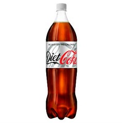 Diet Coke Bottle 1.75 ltr