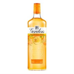 Gordons Mediteranean Orange gin