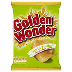 Golden Wonder Spring Onion Crisps