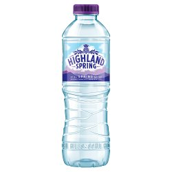 Highland Spring Water 500ml