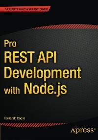 Pro REST API Development with Node.js