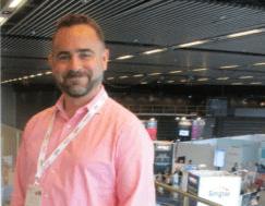 Dave Lewis – IT-säkerhetsskribenten på Akamai besökte Stockholm