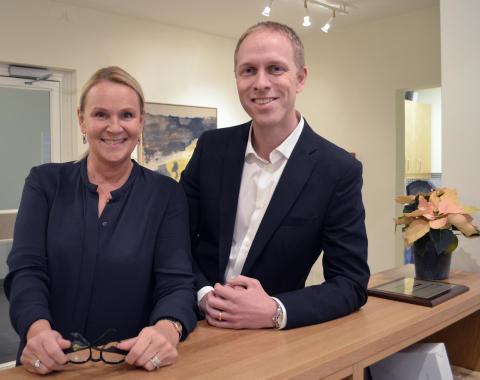Anders Richtnér ny VD för SSE Executive Education vid Handelshögskolan i Stockholm