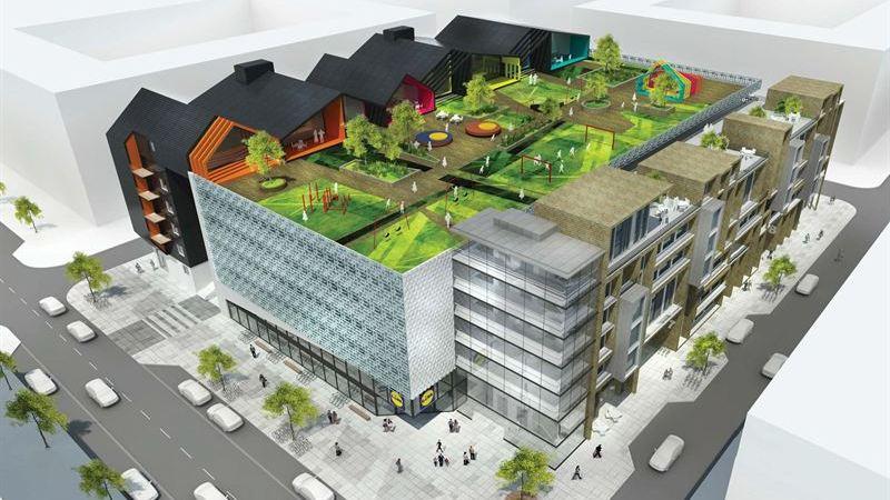 Lidl Sverige rekryterar tungt på fastighetssidan