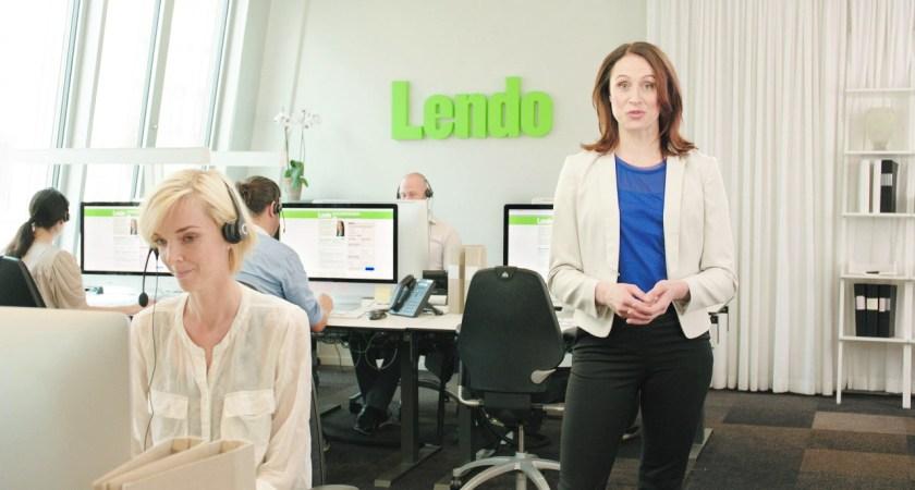 Lendo väljer City Network