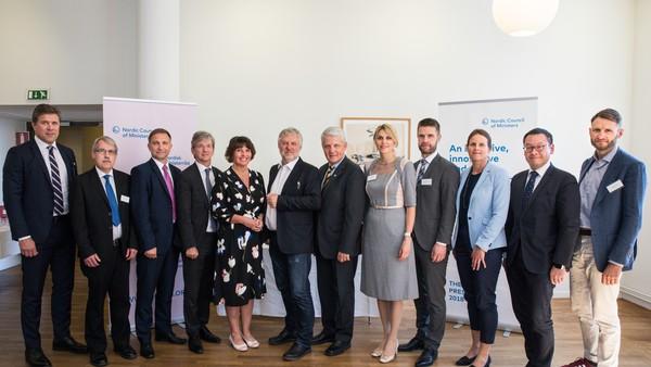 Sverige ska leda AI-samarbete i Norden och Baltikum