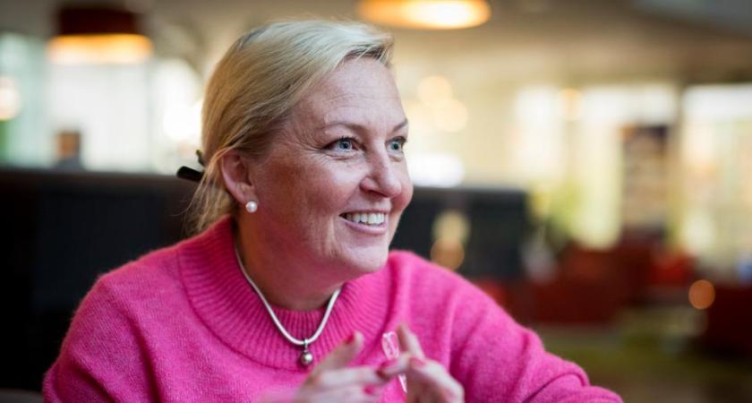 Sofia Brax ny chef för HR och hållbarhet i Collector Bank