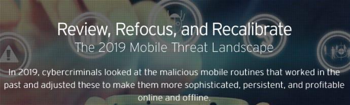 Skadliga appar en allt vanligare väg in i våra mobila enheter