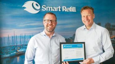 Smart Refill får förnyat PCI-certifikat enligt högsta internationella standard 1