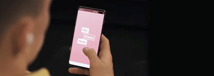 Samsung och My Dream Now lanserar app för ungas nätverkande