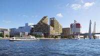 Rejlers projekterar när Vasakronan formar Göteborgs nya landmärke