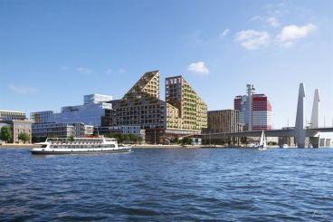 Rejlers projekterar när Vasakronan formar Göteborgs nya landmärke 1
