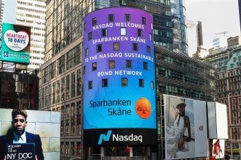 Sparbanken Skåne ansluten till Nasdaq Sustainable Bond Network 1
