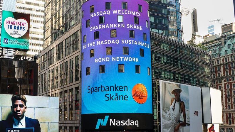 Sparbanken Skåne ansluten till Nasdaq Sustainable Bond Network