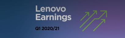Kvartalsrapport från Lenovo visar på enastående stark tillväxt trots läget i omvärlden 1