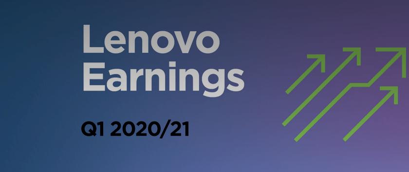 Kvartalsrapport från Lenovo visar på enastående stark tillväxt trots läget i omvärlden