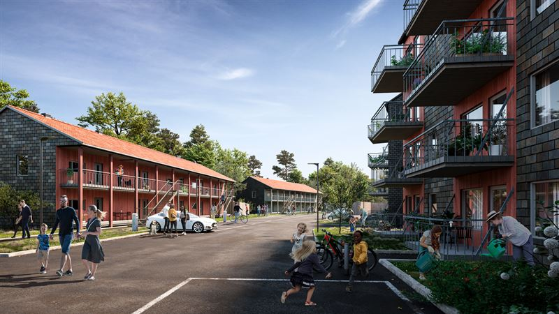 NREP reser Nordens största fastighetsfond på närmare 20 miljarder för att bidra till samhället genom bättre fastigheter