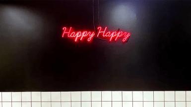 Happy-happy – en del av Kivras värdegrund 1