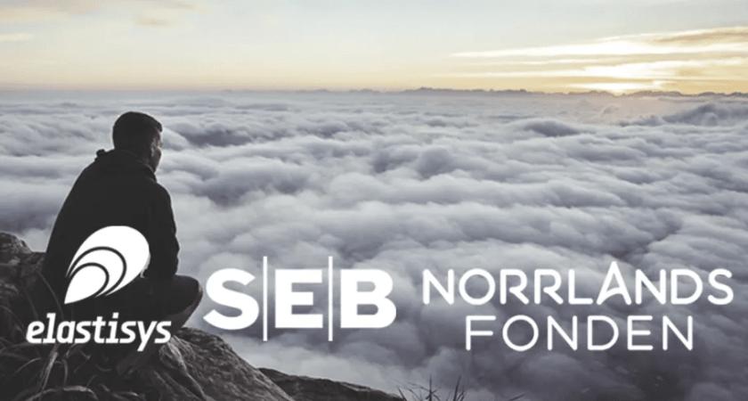 SEB och Norrlandsfonden stöttar Elastisys expansionsplaner