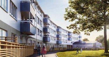 Bostadsbolaget Willhem AB förnyar med Visolit som moln- och digitaliseringspartner 1