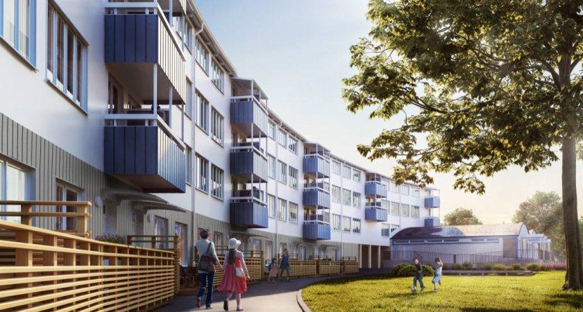 Bostadsbolaget Willhem AB förnyar med Visolit som moln- och digitaliseringspartner