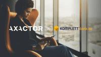 Komplett Bank väljer Axactor Sverige