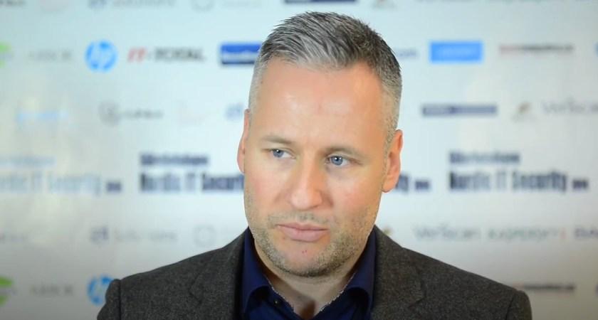 Möt Patrik Tamker, VD Exclusive Networks Sverige
