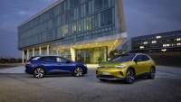 Toppbetyg för Volkswagens nya elbil ID.4 – fem stjärnor i Euro NCAP