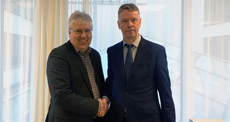 KPMG Sverige först ut i lanseringen av unikt molnbaserat revisionsverktyg