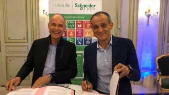 Schneider Electric Foundation i partnerskap med Solar Impulse Foundation – ska identifiera tusen lösningar för ett bättre klimat 1