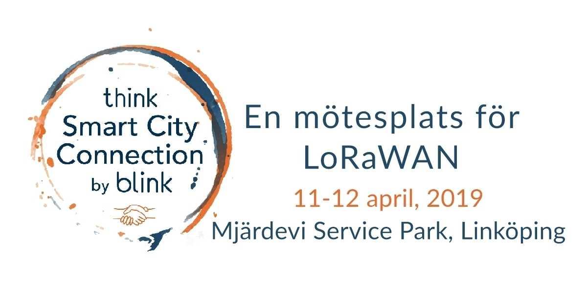 iioote ställer ut på Smart City Connection 11–12 april 1
